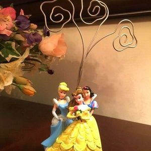 Disney Princesses Desk Office Note or Picture Hold